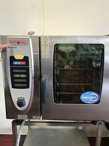 Rational Self Cooking Center Convection Oven