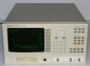 Agilent Hp 35665a Dynamic Signal Analyzer Many Options