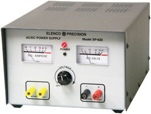 Xp 625 Ac dc Variable Voltage Power Supply