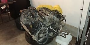 2013 Ford F150 Xlt 5 0l Complete Engine And Transmission
