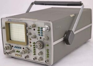 Hp agilent 1740a Portable Dual channel Delayed Sweep Oscilloscope 100mhz Parts