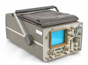 Hp Agilent 1740a Dual channel 100mhz Delayed Sweep Oscilloscope Parts