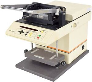 Tomtec Harvester96 Mach 3 Fm Series Automated Bench top Cell Harvester Sampler