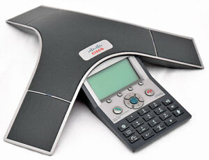 Cisco polycom 7937 Digital Unified Ip Conference Station Phone 2201 40100 001