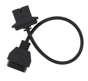 For Chrysler 6 Pin P Obd1 To Obd2 Diagnostic Tool Adapter Cable Scan Code Reader