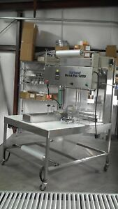 Shrink Wrap System Shrinkpak 5000 Automatic Wrapping System
