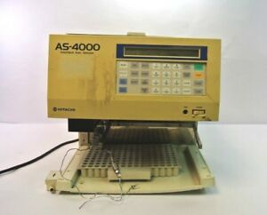 Hitachi As 4000 Intelligent Hplc Autosampler For Parts