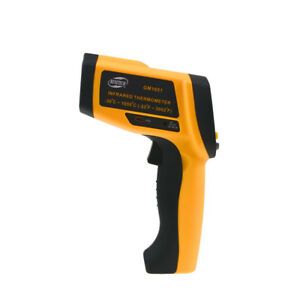 Gm1651 Usb Digital Infrared Thermometer Non contact Ir Thermometer Tester