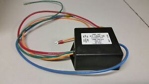 Jmk Ff 1660 30 Ff166030 Power Off Time Delay Relay M1222