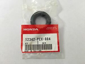 Honda Spark Plug Tube Seal Accord 4 Cyl Civic Si Cr V Element S2000 Oem