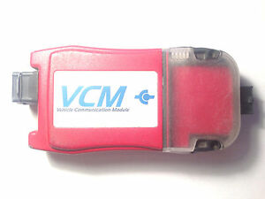Original Ford Vcm Diagnostic Interface Rotunda Scan Tool Scanner No Cables