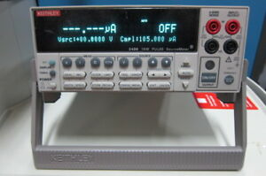 Keithley 2430 1kw Pulse Mode Sourcemeter 100v 10a new In Box