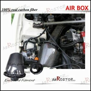 Carbon Fiber Mugen Style Air Box For Integra Dc2