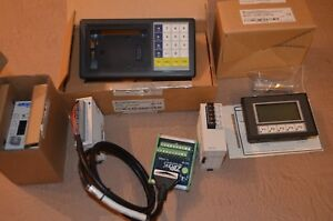 Automationdirect Complete Kit Click C0 01ar d plc hmi Programming Cable Etc