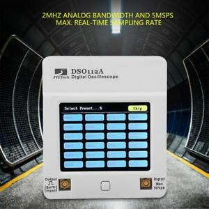 Dso112a 2mhz 5msps Pocket Usb Digital Storage Oscilloscope Touch Screen X1n7 Hot