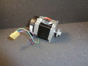 Vexta Pk266 01b Dual Shaft Stepper Motor 1 8 Step W e3 2500 250iddb Encoder