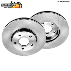 Front 278 Mm Quality Replacement Oe Brake Disc Rotors For 2012 2013 Ford Focus
