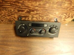 Jeep Grand Cherokee Wj 03 04 Heat Heater A c Climate Control Switch Free Ship