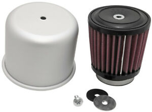 Covered Air Filter Assembly K n 54 1050 2 Flng 4 D 3 1 2 H W cover