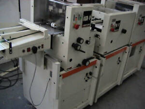 Digital Booklet Feeder For Bourg Booklet Makers Fits High Or Low Profile Agr