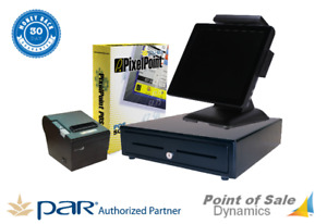 Bar And Club Restaurant Point Of Sale System Featuring Pixel Point Pos V18