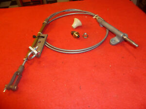 1940 50 Packard Overdrive Control Cable Assembly