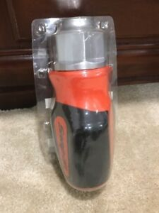 Snap On Tools Orange Screwdriver Handle Thermos Very Rare Factory Sealed
