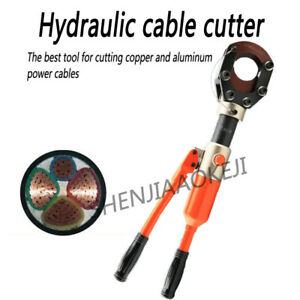 Cpc 50 Hydraulic Cable Cutter 7t Overall Cable Scissors Fast Copper Armored
