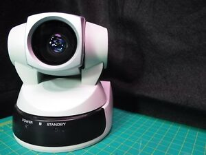 Sony Evi d100c Pan tilt zoom Color Video Camera Office