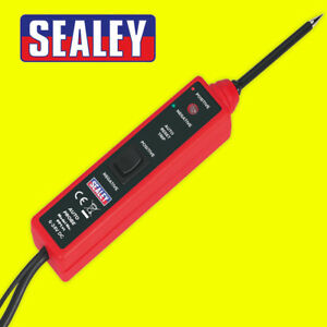 Sealey Pp1 Automotive 6 24v Auto Probe 12v Power Circuit Electrical Tester