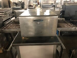 2013 Turbochef Hhc2020 Pizza Sub Conveyor High Speed Oven Works Great