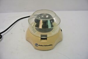 Fisher Scientific Mini Centrifuge Cat Number 05 090 100 Tested