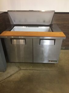 Used Commercial Restaurant Equipment Nsf Refrigerated Table local Pick Up Only