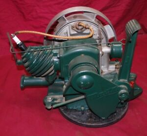 Great Running Maytag Model 92 Gas Engine Motor Hit Miss Wringer Washer 637319