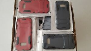 100 Bulk Phone Case Samsung Galaxy S8 S8 Navy Blue Red And Iphone Covers