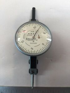 Brown Sharpe Tesa 74 111370 Interapid 312b 1 Dial Test Indicator A20