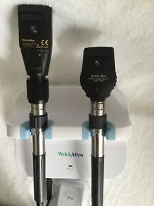 Welch Allyn Diagnostic Wall Set 777 Green Series 11720 18245