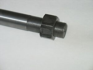 Special 1 1 2 High Strength Shaft With Bushings