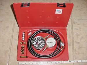 Matco Tools Automatic Transmission Engine Oil Pressure Tester Atg5k Usa Made
