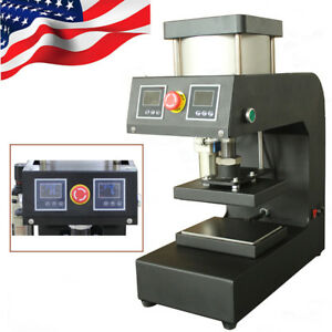 Usa Stock Double sided Small Plane Presses Hot pressing Heat Press Equipment New