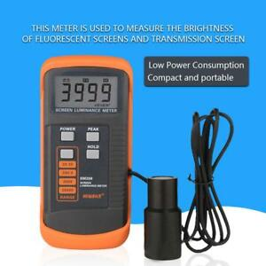 Sm208 Screen Brightness Meter Luminance Meter With Mini Light Detector Highq