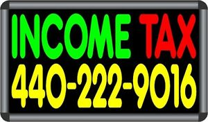 Income Tax Custom With Your Phone Number Led Back Lit Sign Box