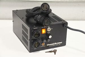 Omnichrome Laser Power Supply Controller 150p With Head Cable And Key