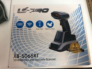 Ls pro 1d Wireless Wifi Laser Barcode Scanner With Cradle Xb 5066rt 291750