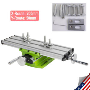 Usa Multifunction Milling Machine Cross Sliding Table Vise For Lathe Bench Drill