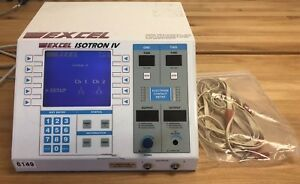 Excel Isotron Iv Muscle Physical Therapy Machine Iso 4 W leads 6149