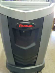 New Robinair 1234 6yf Recovery Recycling Recharging A c Machine