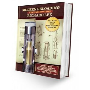 Lee's Modern Reloading 2nd Edition Manual (90277)  REVISED 2016!