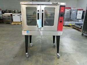2647 Use S d Vulcan Vc5gd Series Natural Gas Convection Oven model vc5gd 11d1