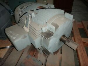 General Electric 60 Hp 1775 Rpm 364t Frame Electric Motor